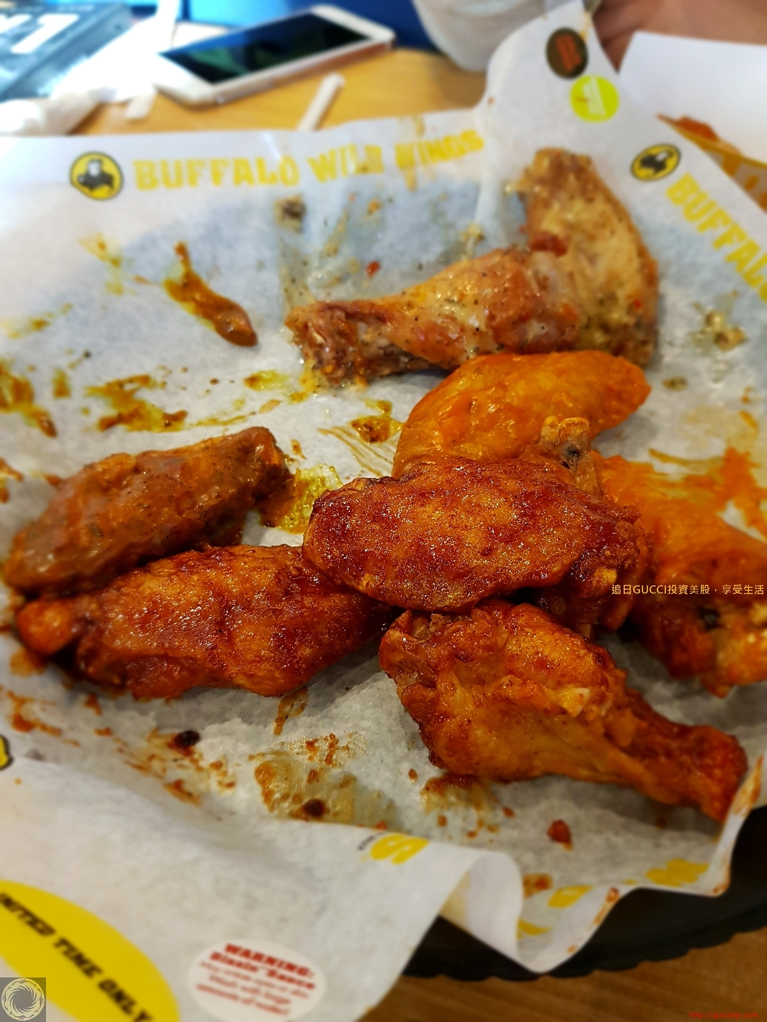Buffalo Wind Wings